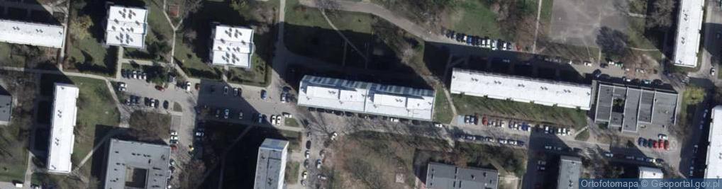 Zdjęcie satelitarne Olimpijska 5