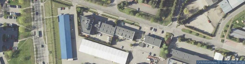 Zdjęcie satelitarne Olszewskiego Karola 5