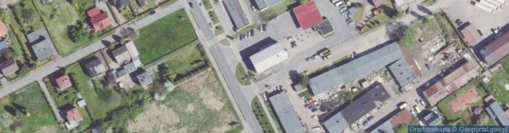 Zdjęcie satelitarne Oleska 36