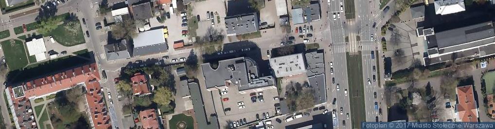 Zdjęcie satelitarne Olkuska 7