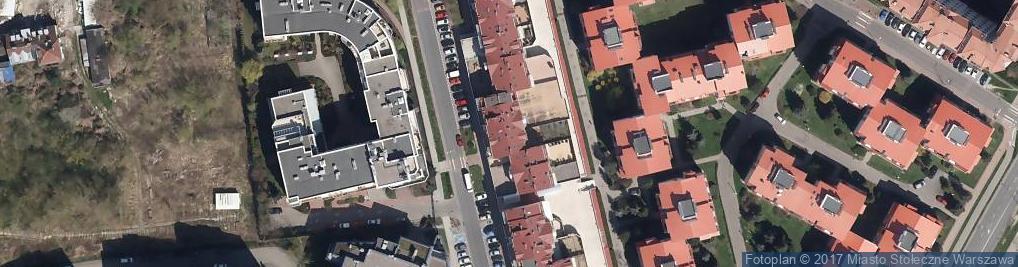 Zdjęcie satelitarne Opaczewska 43