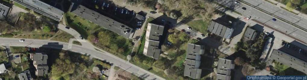 Zdjęcie satelitarne Orlicz-Dreszera Gustawa, gen. 24
