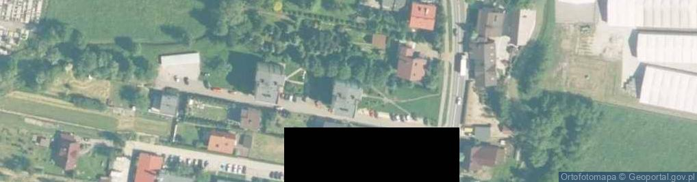 Zdjęcie satelitarne Osiedle Batalionów Chłopskich os.