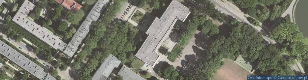 Zdjęcie satelitarne Osiedle Szkolne 18