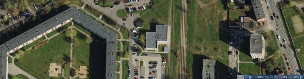 Zdjęcie satelitarne Osiedle Winiary os.