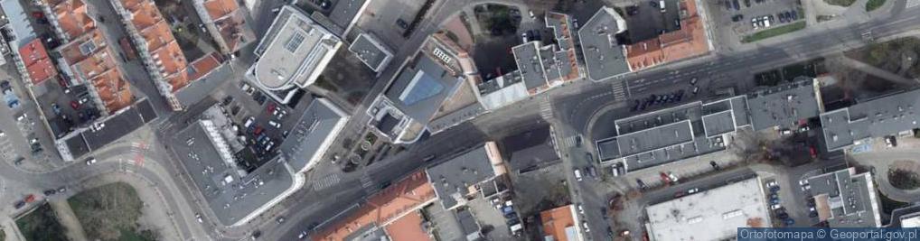 Zdjęcie satelitarne Ozimska 5