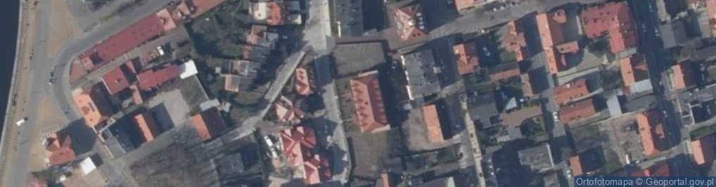 Zdjęcie satelitarne Perłowa 3