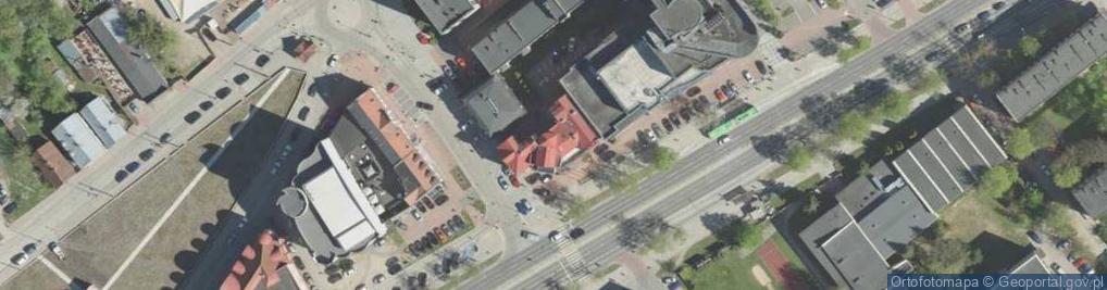 Zdjęcie satelitarne Piękna 5