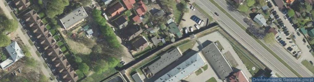 Zdjęcie satelitarne Pińska 6