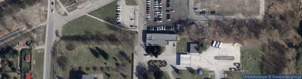 Zdjęcie satelitarne Pienista 71