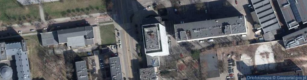 Zdjęcie satelitarne Piotrkowska 270