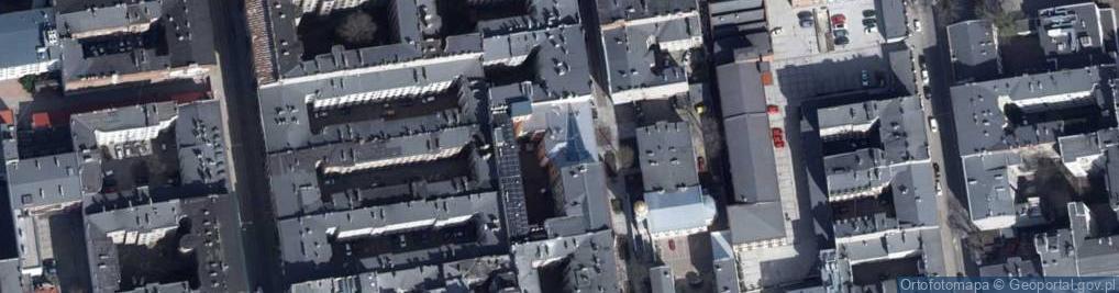 Zdjęcie satelitarne Piramowicza Grzegorza 11/13