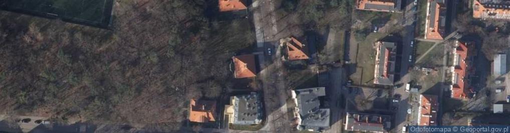 Zdjęcie satelitarne Piłsudskiego Józefa, marsz. 22a