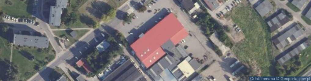 Zdjęcie satelitarne Piastów 16
