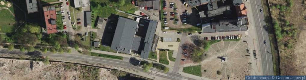 Zdjęcie satelitarne Plac Powstańców Śląskich 1