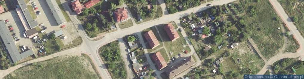 Zdjęcie satelitarne Plac Grunwaldzki 5