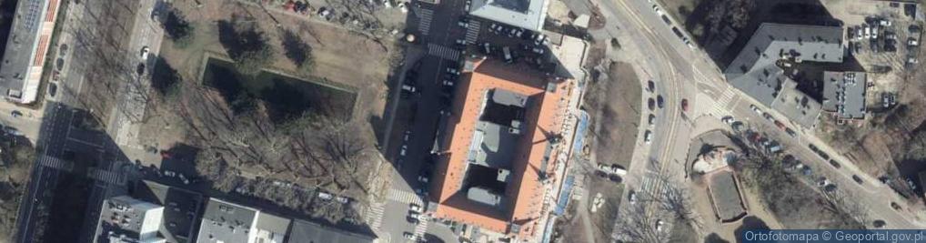 Zdjęcie satelitarne Plac Stefana Batorego pl.