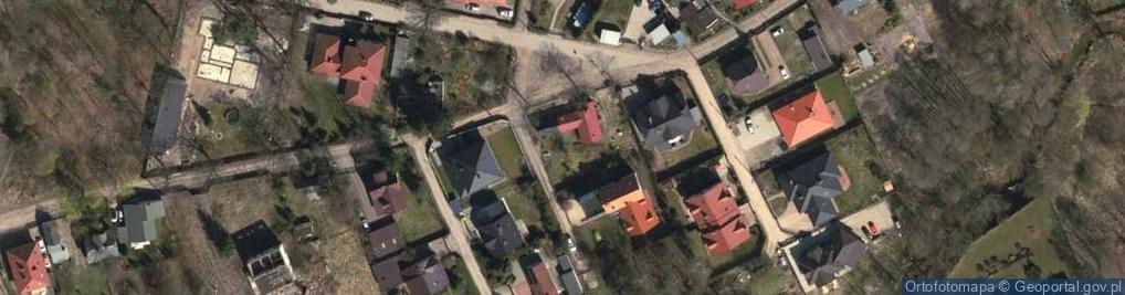 Zdjęcie satelitarne Pogodna 5