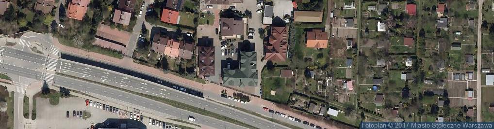 Zdjęcie satelitarne Poleczki 12