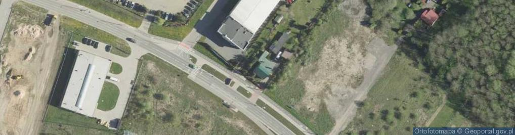 Zdjęcie satelitarne Produkcyjna 106B