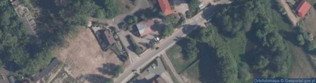Zdjęcie satelitarne Promenada Zdrojowa ul.