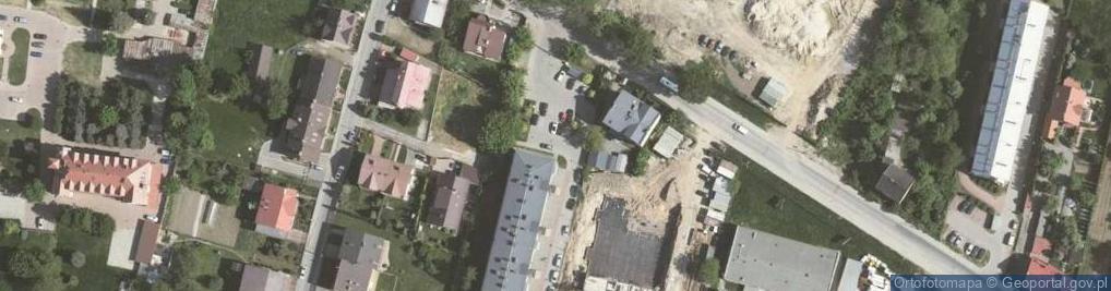 Zdjęcie satelitarne Przewóz 9