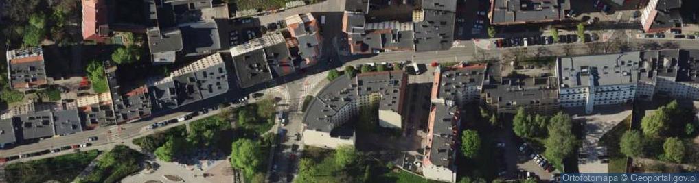 Zdjęcie satelitarne Prusa Bolesława 5