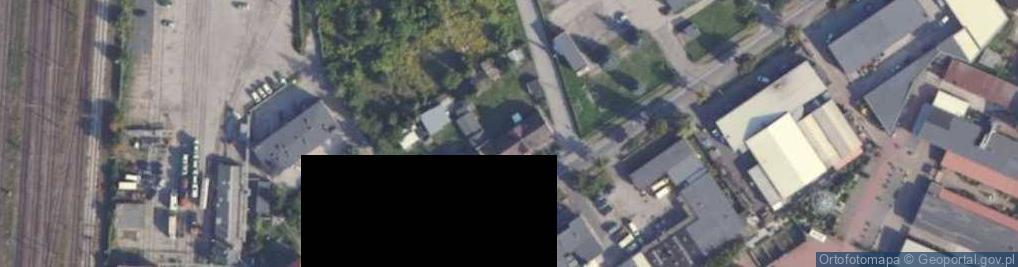 Zdjęcie satelitarne Przemysłowa 5