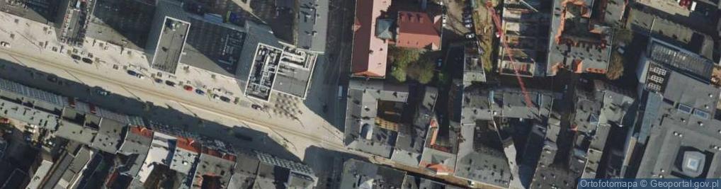 Zdjęcie satelitarne Ratajczaka Franciszka ul.