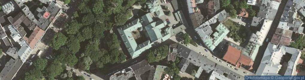 Zdjęcie satelitarne Reformacka 4