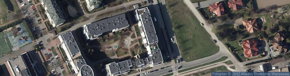 Zdjęcie satelitarne Relaksowa 33