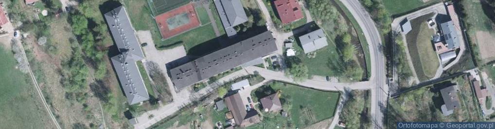Zdjęcie satelitarne Reymonta Władysława 2