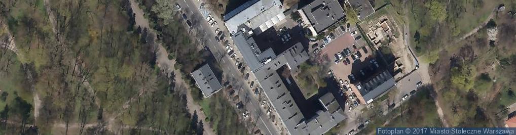 Zdjęcie satelitarne Rozbrat ul.