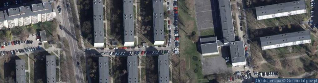 Zdjęcie satelitarne Rudnickiego Lucjana 6