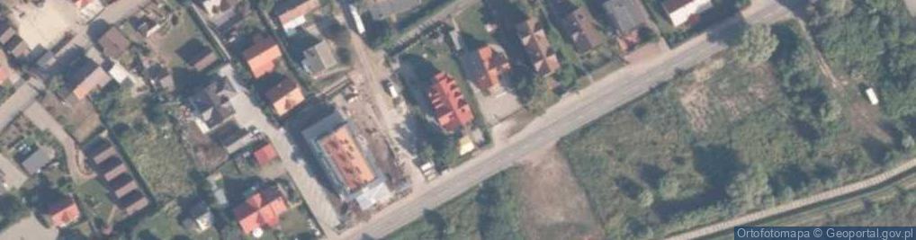 Zdjęcie satelitarne Rybacka 69