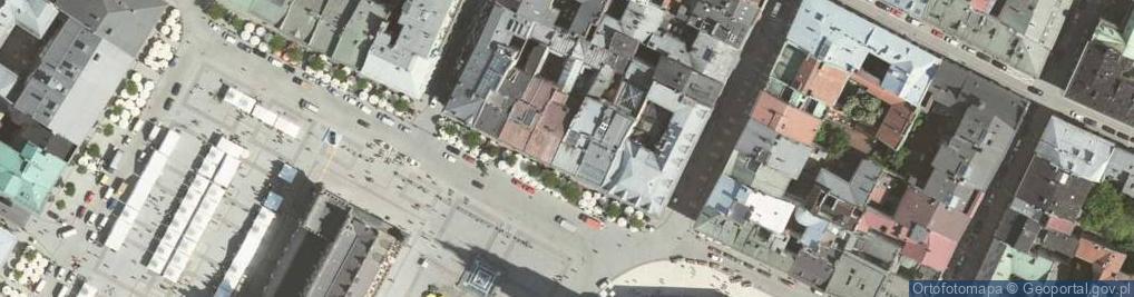 Zdjęcie satelitarne Rynek Główny 44