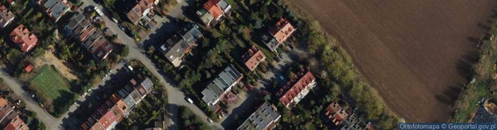 Zdjęcie satelitarne Rypińska 11