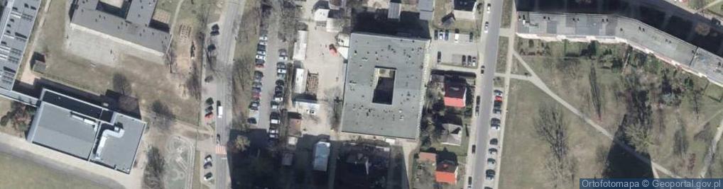 Zdjęcie satelitarne Rydla Lucjana 93