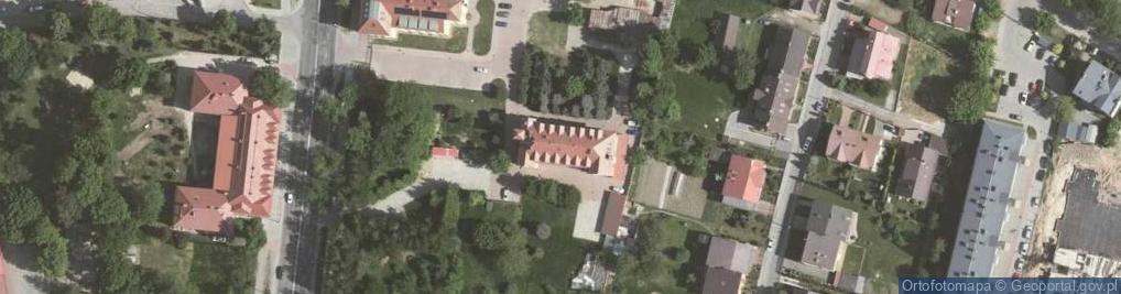 Zdjęcie satelitarne Saska 2c