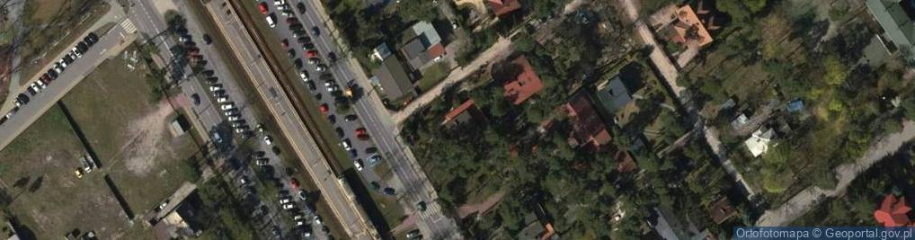 Zdjęcie satelitarne Sikorskiego Władysława, gen. 113