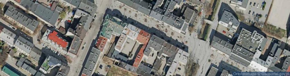 Zdjęcie satelitarne Sienkiewicza Henryka 43