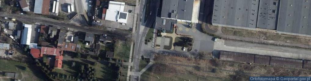 Zdjęcie satelitarne Sikorskiego Władysława, gen. 23