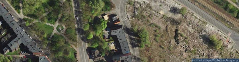 Zdjęcie satelitarne Sienkiewicza Henryka 13