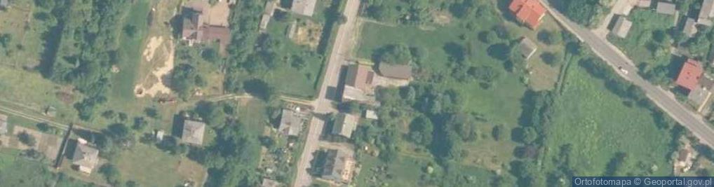 Zdjęcie satelitarne Sikorskiego Władysława, gen. 7