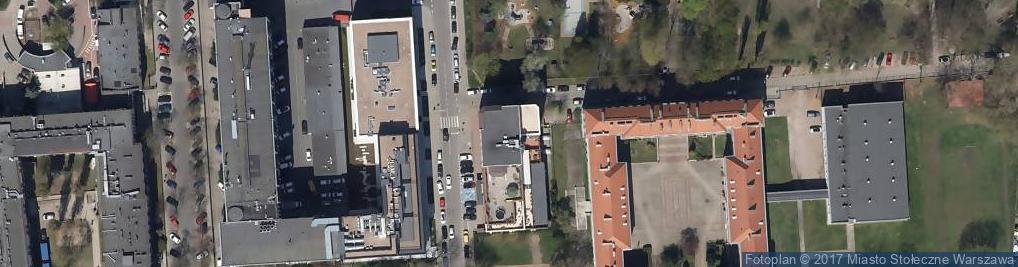 Zdjęcie satelitarne Sielecka 22