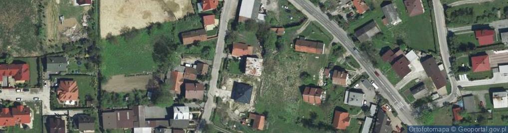 Zdjęcie satelitarne Skotnica ul.