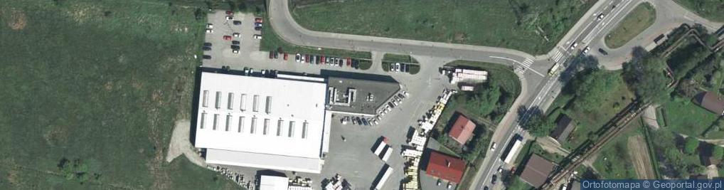 Zdjęcie satelitarne Skotnicka 252a
