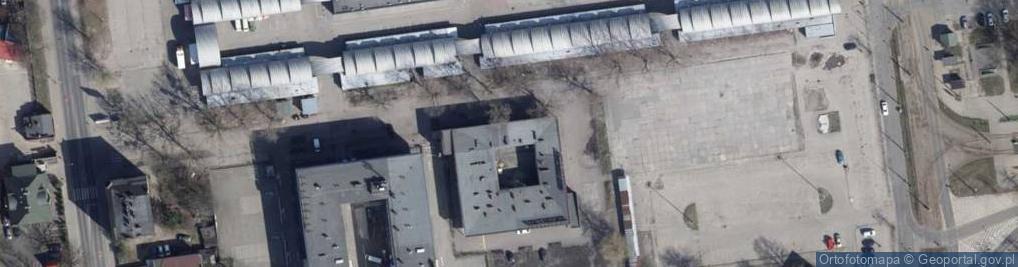 Zdjęcie satelitarne Skargi Piotra 8/10