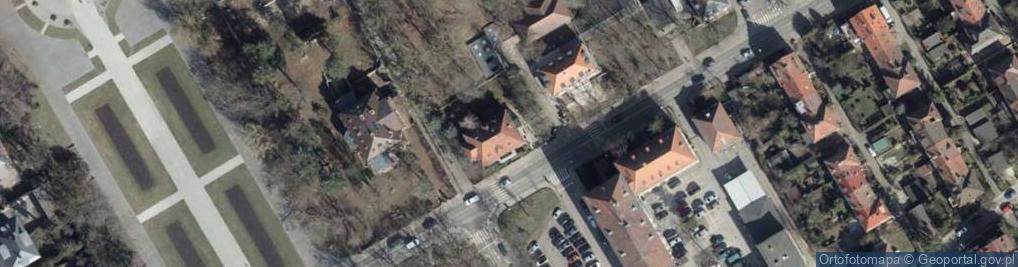 Zdjęcie satelitarne Skargi Piotra, ks. 13