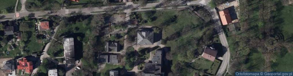 Zdjęcie satelitarne Słoneczna 83